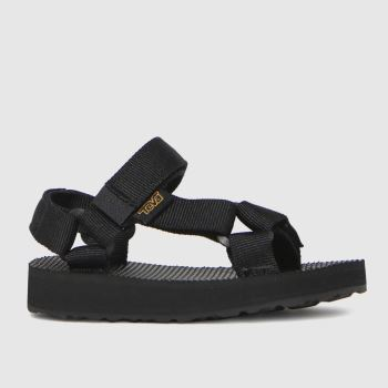 Teva Black Original Universal Unisex Toddler