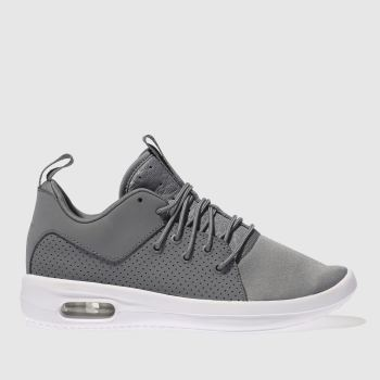 Nike Jordan Grey First Class Unisex Junior