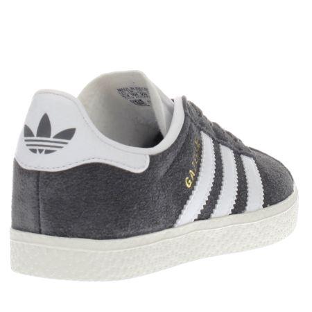 Adidas Gazelle Junior Grey fawdingtonbmw.co.uk 765fb78fb385
