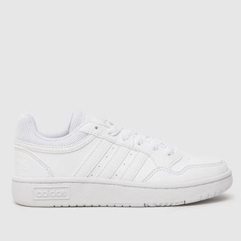 adidas White Nite Jogger Unisex Junior