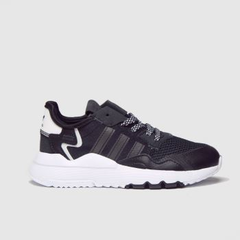 Adidas Black Nite Jogger Unisex Junior