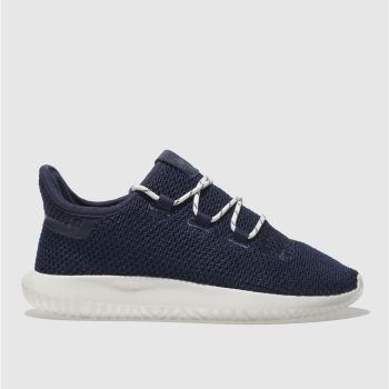 Adidas Navy Tubular Shadow Unisex Junior