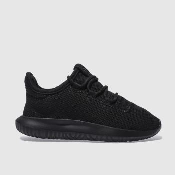 Adidas Black Tubular Shadow Unisex Junior