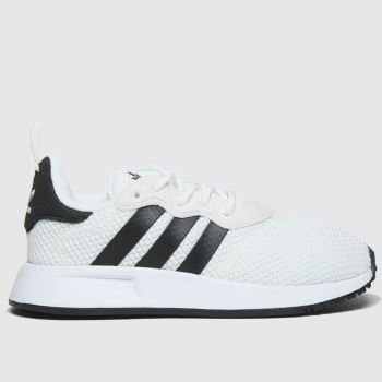 adidas White & Black Adi X_plr Jnr Unisex Junior