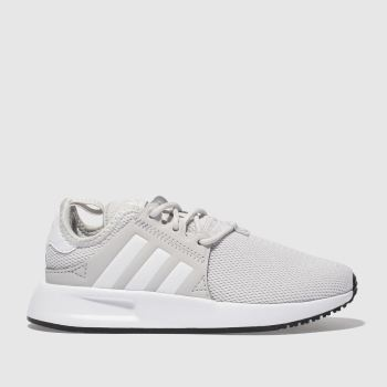 Adidas Light Grey X_PLR Unisex Junior