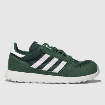 Adidas Green Forest Grove Unisex Junior