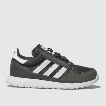 Adidas Grey FOREST GROVE Unisex Junior