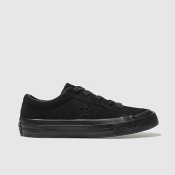 Converse Black ONE STAR Unisex Junior