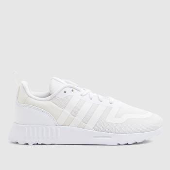 adidas White Multix Unisex Junior
