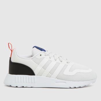 adidas White & Black Multix Unisex Junior