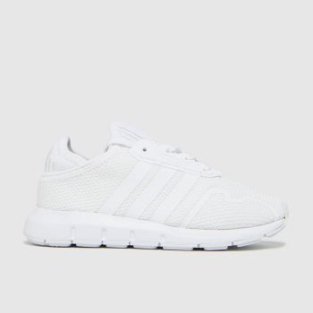 adidas Weiß Swift Run X Unisex Junior