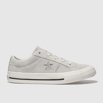 Converse Beige One Star Ox Unisex Junior