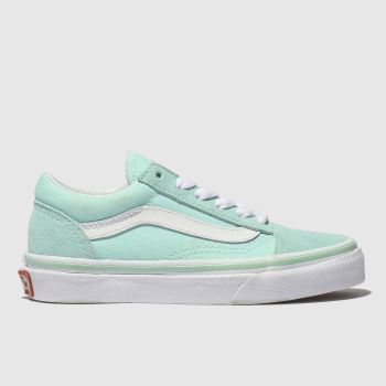 Vans Pale Blue Old Skool Unisex Junior