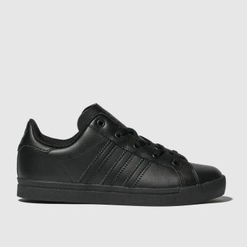 Adidas Black Coast Star Unisex Junior