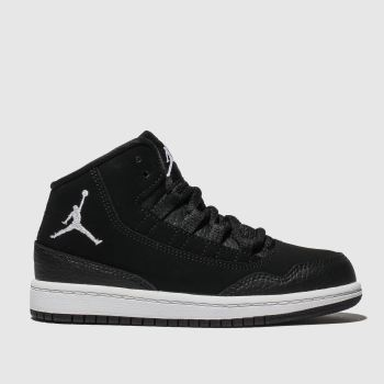 Nike Jordan Black & White Executive Unisex Junior