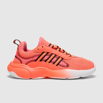 Adidas Orange Haiwee Unisex Junior