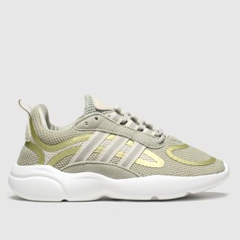 Adidas Beige Haiwee c2namevalue::Unisex Junior