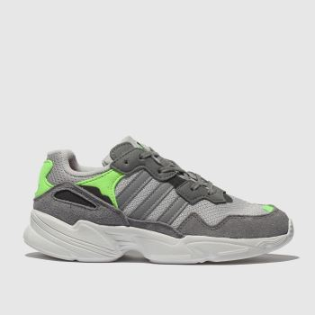 Adidas Grey Yung 96 Unisex Junior