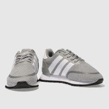 bambini unisex grey adidas n 5923 junior schuh