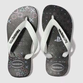 Havaianas Grey Playstation Unisex Junior