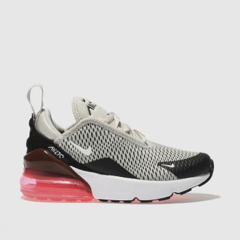 Nike Steingrau Air Max 270 Unisex Junior