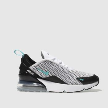Nike White Air Max 270 Unisex Junior