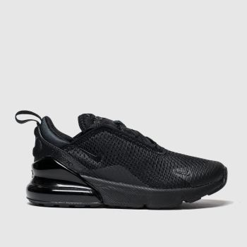 Nike Schwarz Air Max 270 Unisex Junior