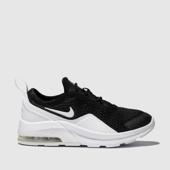 Nike Black & White Air Max Motion 2 Unisex Junior