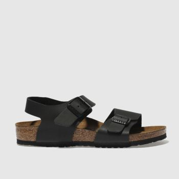 Birkenstock Black New York c2namevalue::Unisex Junior