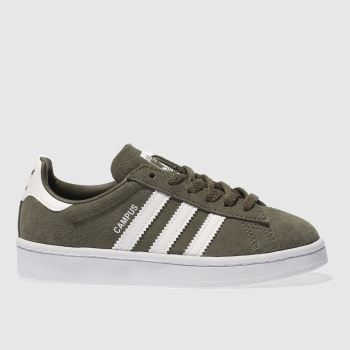 Adidas Khaki Campus Unisex Junior