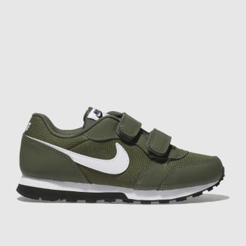 Nike Khaki MD RUNNER 2 Unisex Junior