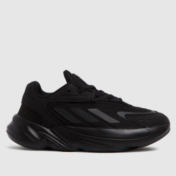 adidas Black Ozelia Unisex Junior