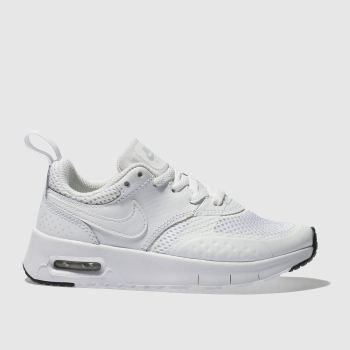 Nike White Air Max Vision Unisex Junior