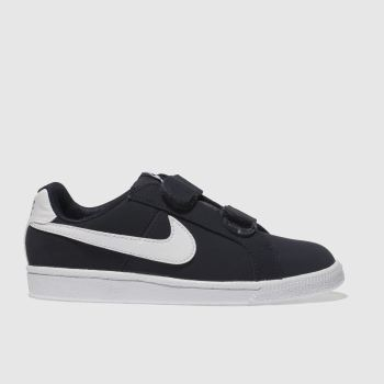 d756eee8fd Kids Unisex navy nike court royale trainers | schuh