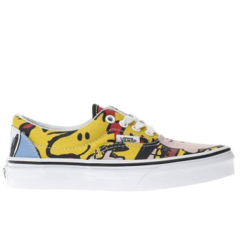 Vans Multi Era Peanuts The Gang Unisex Junior