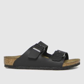 BIRKENSTOCK Black Arizona Unisex Junior