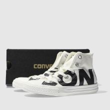Converse all star hi wordmark 1