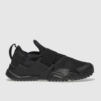 buy online 80183 cd378 Kids Unisex black nike huarache extreme trainers | schuh