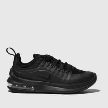 Nike Black Air Max Axis Unisex Junior