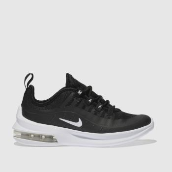 Nike Black & White Air Max Axis Unisex Junior#