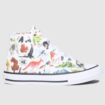 Converse Multi All Star Hi Science Class Unisex Junior