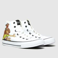 Converse All Star Hi Scooby 1