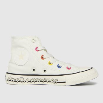 Converse Multi Hi My Story Unisex Junior