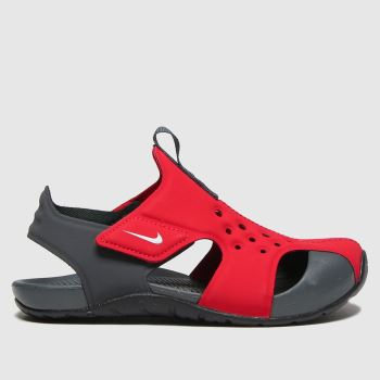 Nike Red Sunray Protect 2 Unisex Junior