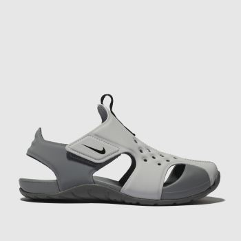 Nike Light Grey Sunray Protect 2 Unisex Junior