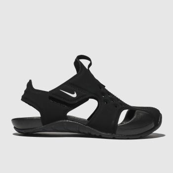 b3c702e2c22c9 Nike Black Sunray Protect 2 Unisex Junior