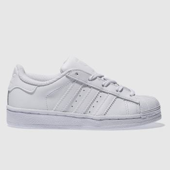 adidas superstar trainers for juniors
