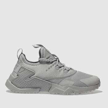 Nike Grey Huarache Drift Unisex Junior