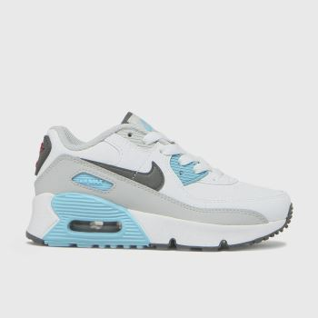 Nike Multi Air Max 90 Ltr Unisex Junior