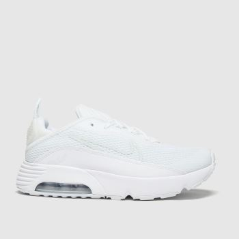 Nike White & grey Air Max 2090 Unisex Junior#